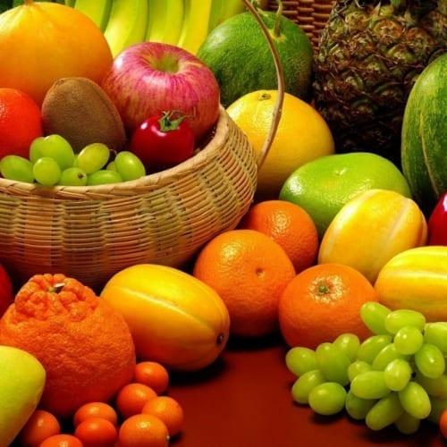 Fresh Natural Fruits