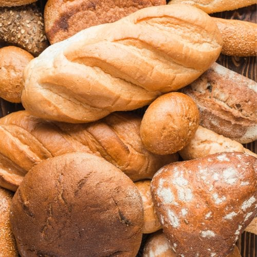 Healthy Natural Breads