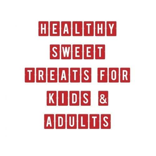 Healthy Natural Sweet Treats