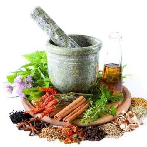 Natural Ayurvedic Products